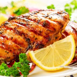 Asian Grilled Chicken Steak