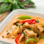 Thai Red Chicken Curry With Vegetables