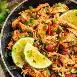 Classic Mexican Shredded Chicken