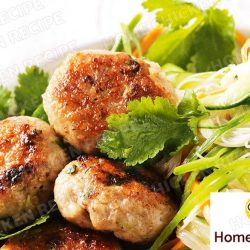 Thai-Chicken-Meatballs-with-Salad.